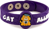 Cat Allergy Wrist Band