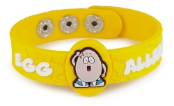 Egg Allergy WristBand