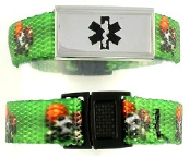 Sports Medical Bracelet for Kids