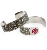 Cogs N Sprockets Medical ID Cuff
