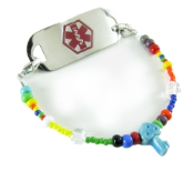 Key to My Heart Medical Bracelet
