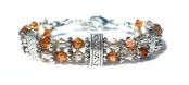Autumn Shadows Medical Bracelet