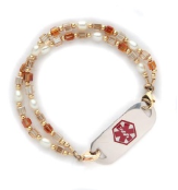 Desert Sunset Medical ID Bracelet