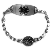 Graystone Medical ID Bracelet