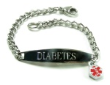 Ladies or Girls Medical ID Stylish Bracelet