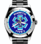 Diabetic Type 2 Watch