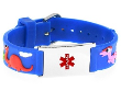 Dinosaurs Medical ID Bracelet