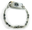 Paris Nights Medical ID Bracelet