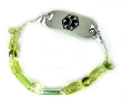 Lemonade Medical ID Bracelet