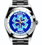 Medical Alert Watch for Men