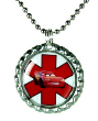 Rev It UP Medical Necklace