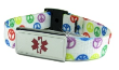 Peace Medical Bracelet for Girls