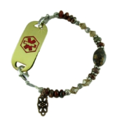 Sedona Medical ID Bracelet