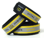Sport ID Wristband Yellow