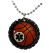 Basketball Medical Necklace