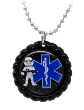 Force Trooper Blue Necklace