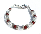 Bordeaux Beauty Medical Bracelet