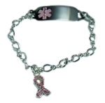 Cancer Awareness #3 Medical Bracelet