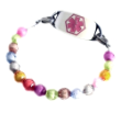 Pretty Colors Medical ID Bracelet