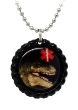 Dinosaur Medical ID Necklace 5