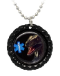 Dinosaur Medical ID Necklace 6