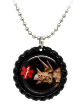 Dinosaur Medical ID Necklace 7