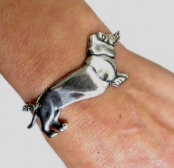 Doxie Dog Medical ID Bracelet