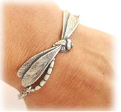 Dragonfly Days Medical ID Bracelet