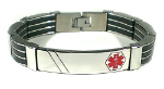 The Gent Medical ID Bracelet