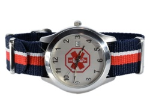 Adjustable Medical ID Watch 3646