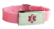 Pink Jelly Medical Bracelet for Girls
