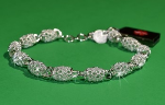 Sparkling Fillagree USB Bracelet