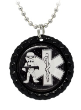 Force Trooper White Necklace