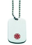 Medical Alert Necklace DTJ-45