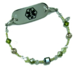 Envy Medical Bracelet for Women