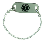 Finnigan Medical ID Bracelet