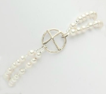 Cross Medical Bracelet for Women
