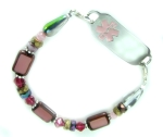 Stepping Stones Medical ID Bracelet