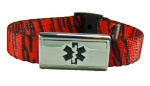 Tiger Medical Bracelet for Boys