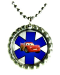 Vroom Medical ID Necklace