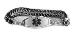 Dragons Back Medical Bracelet