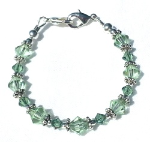 Green With Envy Medical Bracelet