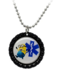 Fun Medical ID Necklace 1