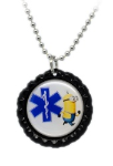 Fun Medical ID Necklace 5