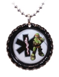 Hero-17 Medical ID Necklace