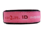 USB Sports Band Pink