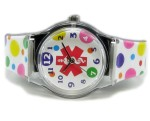 Kids Dots Medical Alert Watch