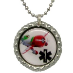 GeeBee3 Medical ID Necklace