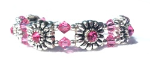 Pretty In Pink Medical Bracelet