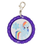 Little Pony Medical ID Charm Blue